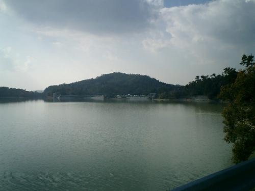 香川県・満濃池