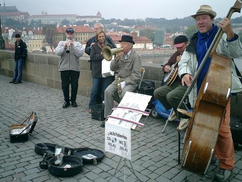プラハ・カレル橋